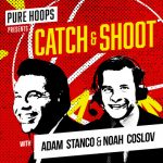 Catch & Shoot Podcast Logo